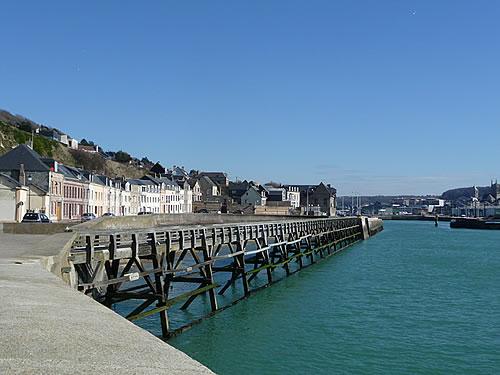 Normandy furnished rentals in yport and fecamp near etretat for Piscine de fecamp